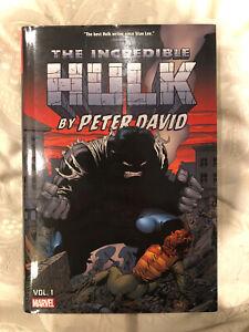 Marvel's Incredible Hulk' Omnibus by Peter David Vol. 1