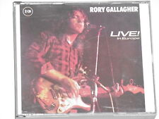 RORY GALLAGHER -Live! In Europe-Stage Struck 2xCD BOX