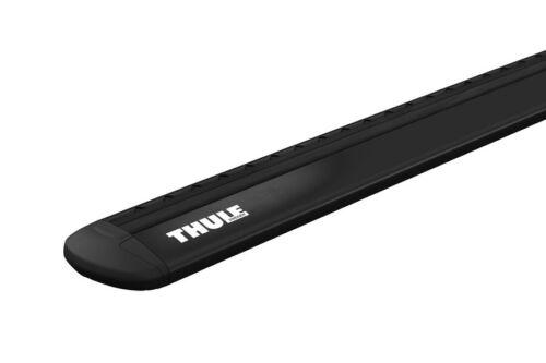 Thule 7114B WingBar Evo 135 BLACK Alu schwarz Traversenpaar Dachträger 711420