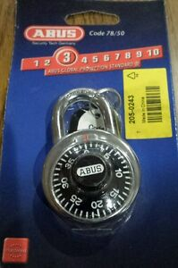 2-X-ABUS-COMBINATION-PADLOCKS-78-50