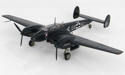 """Ii/njg1 Capable Hobby Master Ha1814 Messerschmitt Bf-110e """" Operation Donnerkuiel """""""