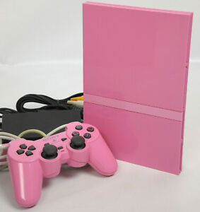 PS2-Slim-Console-System-SCPH-77000-PINK-Playstation-2-Tested-FJ2358094-034-NTSC-J-034