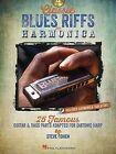 Steve Cohen: Classic Blues Riffs for Harmonica by Steve Cohen (Mixed media product, 2013)