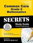 Common Core Grade 6 Mathematics Secrets: CCSS Test Review for the Common Core State Standards Initiative by Mometrix Media LLC (Paperback / softback, 2015)