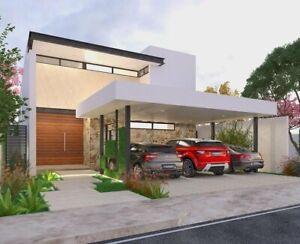 Casa en Venta en Privada Silvano, Santa Gertrudis Copo Mérida, 4 Recámaras