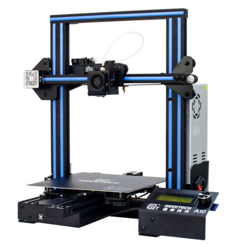 Geeetech A10 3DPrinter  Aluminumn Frame Newest version  from US