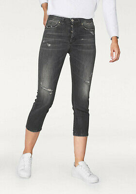 Please Jeans Damen grau Gr.S