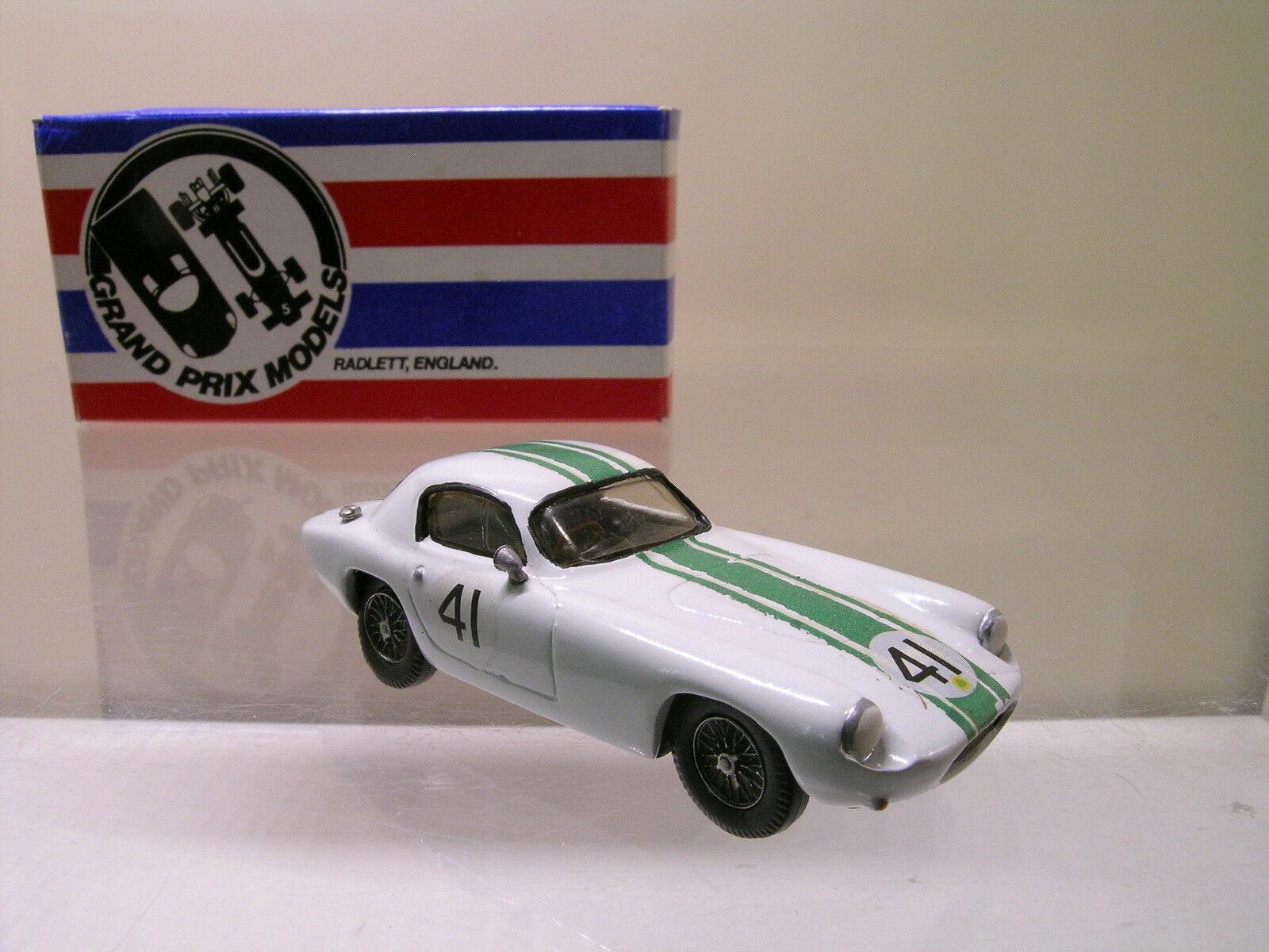 Grand - prix - modelle 2 lotus elite höhepunkt weiße handbuilt Weiß-metal boxed 1 43
