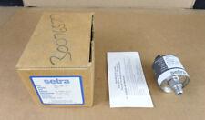 Setra 207100 10 Transducer