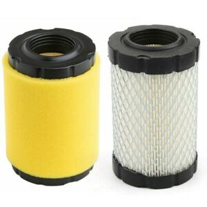 Air /& Pre Filter For Briggs S 590825 591334 594201 796031 4243 5421 5428 Engines