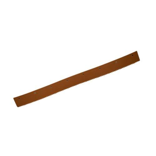 """Magnolia Brush 8424R 24/"""" Serrated Edge Floor Squeegee Refill"""