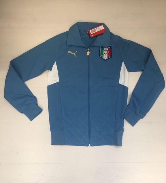 10169 ITALIEN ITALIEN ITALIEN PUMA SWEATSHIRT FULL ZIP ITALIEN JACKE JACKE CONFEDERATIONS CUP cf2bf5