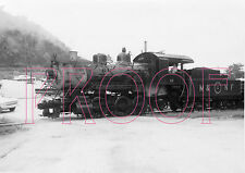 Morehead & North Forks Railroad (M&NF) Engine 12 at Clearfield, KY - 8x10 Photo