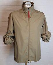 PRADA Mens Roll Sleeve COAT / JACKET - Size XXL / 2XL - Made in Italy