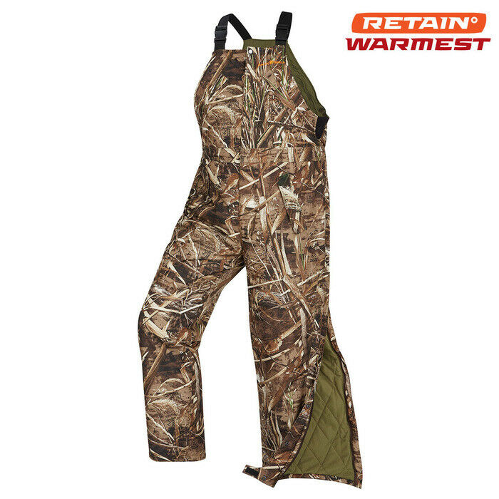 NEW ArcticShield Classic  Waterfowl Bib in Realtree Max-5 Camoulfage - Medium  factory direct and quick delivery