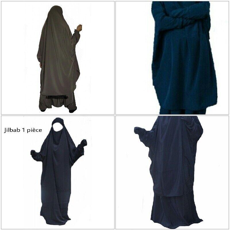 Ladies khimar set,Muslimah skirt or sarouel or Abayah