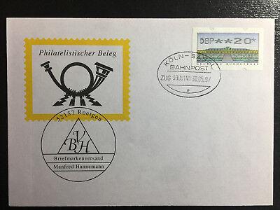 Bahnpost Köln Basel 1997