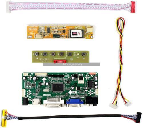HDMI DVI VGA LCD Bildschirm Controller Board Kit für LTN150XB-L03 M.NT68676.2A