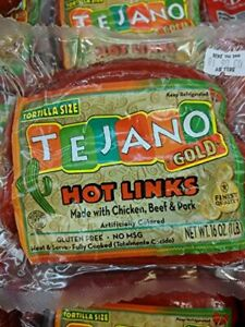 Tejano-Gold-Hot-Links-Sausage-16-Oz-4-Pack