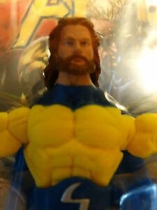 Marvel Legends Sentry Bearded Variant - Mip !! Bras d'homme géant! Walmart Biz