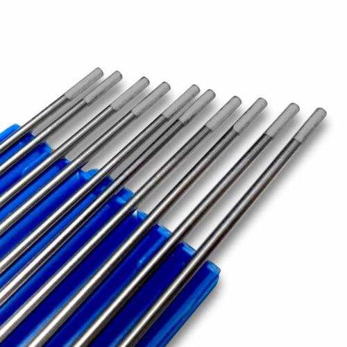 WIG Wolframelektrode Stabelektrode Schweißelektrode grau 1,0x175mm Cer