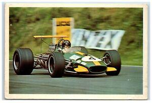 Scotties Grand Prix Card Formula One Repco Brabham