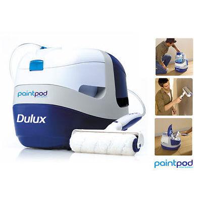 Dulux Paint Pod PaintPod Roller System DIY Decorating Set Kit Machine #525999