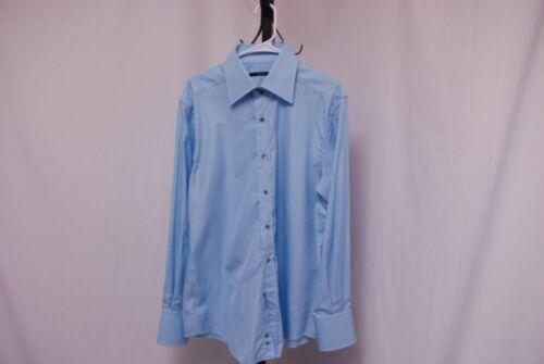 GUCCI men's shirt long sleeve mini gg embroidery b