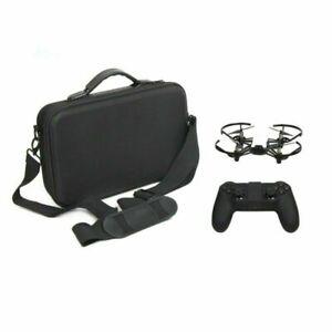 Para DJI Tello Drone y GameSir T1d control remoto de hombro bolsa caso protector duro