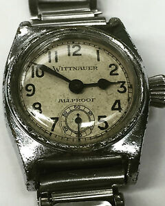 1930-039-s-Vintage-Wittnauer-Aviator-Presentation-Watch-All-Proof-Roger-Q-Williams