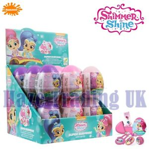 1803463bf19 Shimmer and Shine Surprise Eggs (Party Bag Filler, YouTube Videos ...