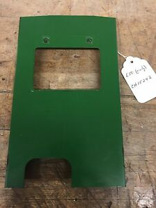 john deere 650 tractor fuse box cover image is loading john deere 650 tractor fuse box cover