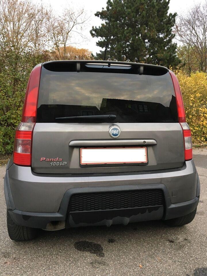 Fiat Panda, 1,4 16V, Benzin