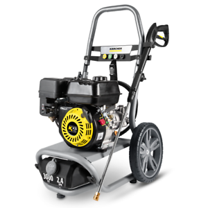 Karcher G3000X 3000 PSI (Gas - Cold Water) Pressure Washer