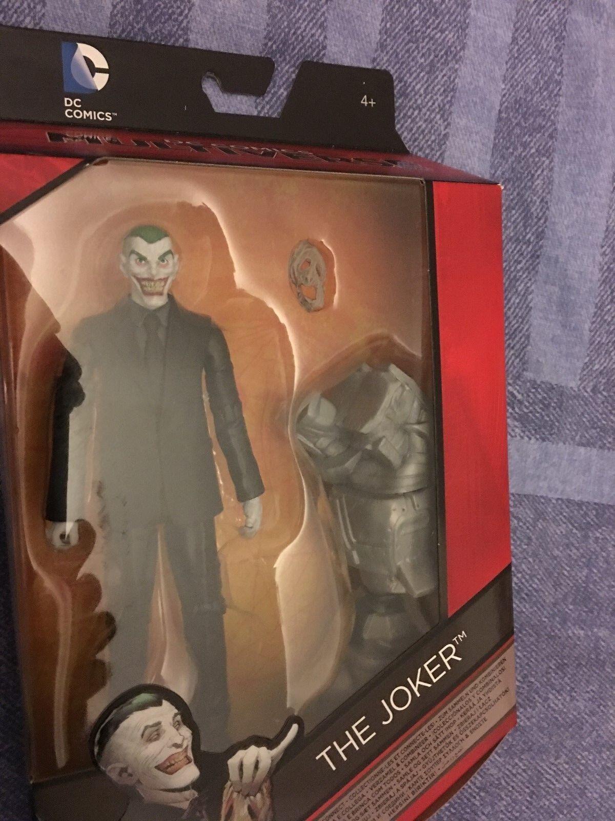 Dc comics   multiverse  Joker   6 inch figure set