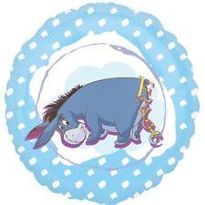 "Amscan 18"" Winnie The Pooh Eeyore Original Folien Ballon TV Film Charaktere"