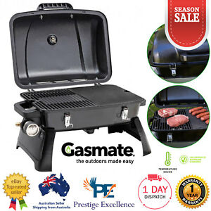 Gasmate Voyager BBQ Portable LPG Barbeque Grill