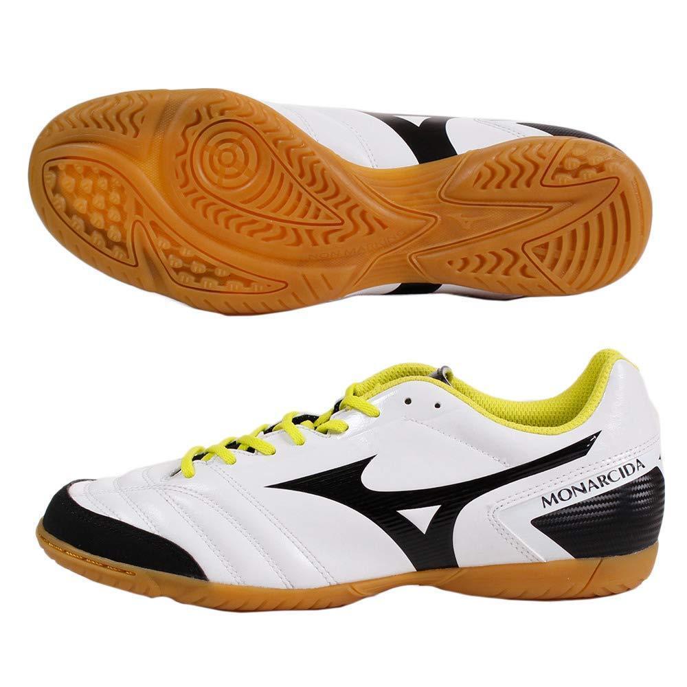 MIZUNO Soccer Futsal chaussures MONARCIDA SALA SELECT IN large blanc US8(26cm)