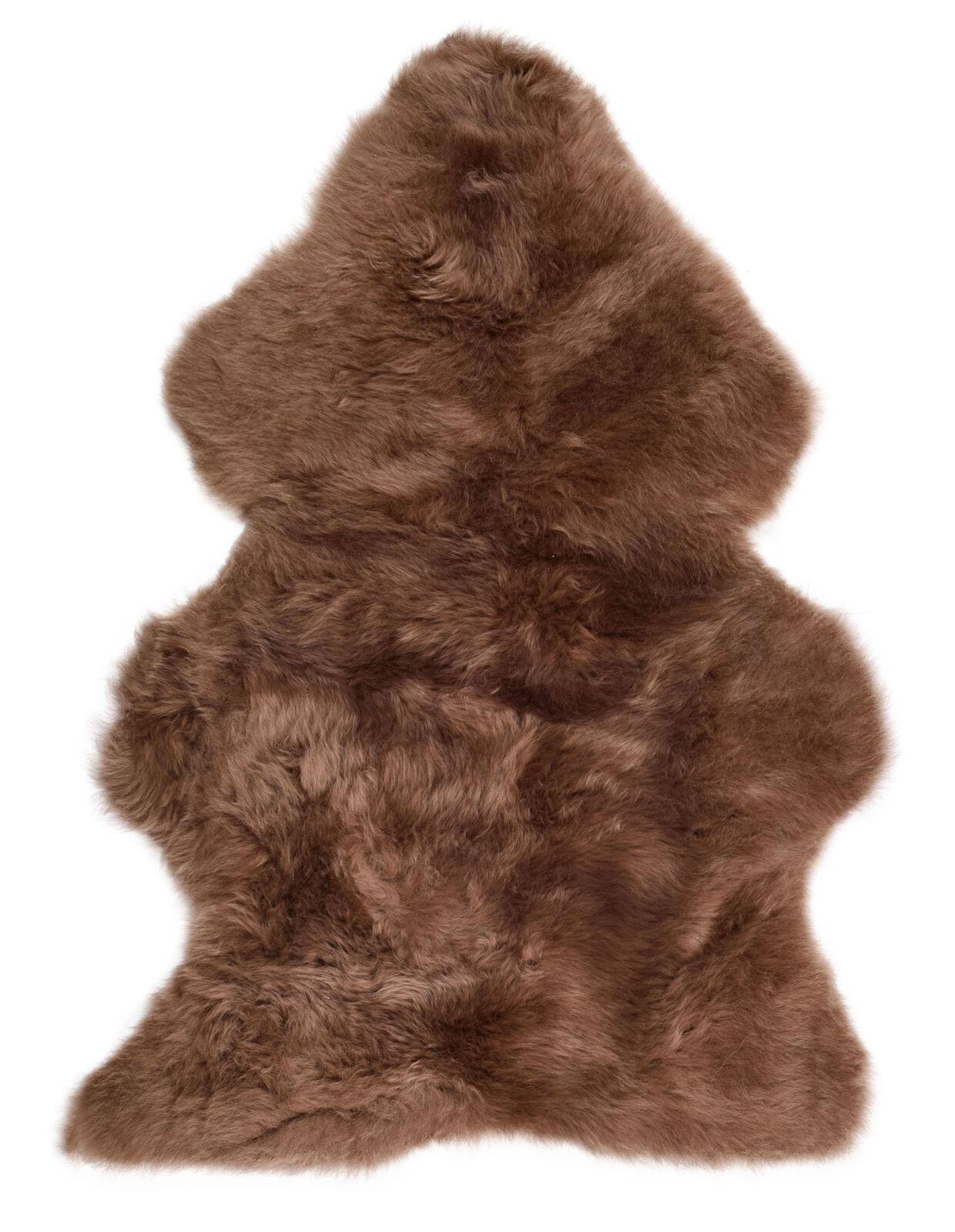 GB de fait Véritable luxe très doux Tapis en peau de GB mouton ORIGINAL cachette 9a2c2b