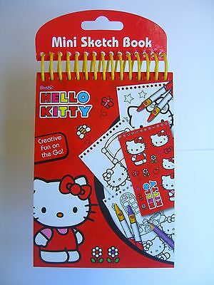 CHARACTER - Mini Sketch Book/Pad (Anker:Colouring/Art/Craft/Christmas Gift)