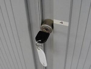 König /& Neurath Büromöbel Schlüssel Ersatzschlüssel Serien 5001A//T 5049A//T
