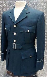 Genuine-British-RAF-No1-Royal-Air-Force-Officers-Dress-Uniform-Jacket-Pilot-W-O