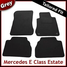 Tailored Carpet Floor Mats for MERCEDES E-Class Estate 1995-2002 GREY