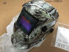 TITAN  Welding Solar Helmet HUNTING CAMO  Design Auto Darkening NEW