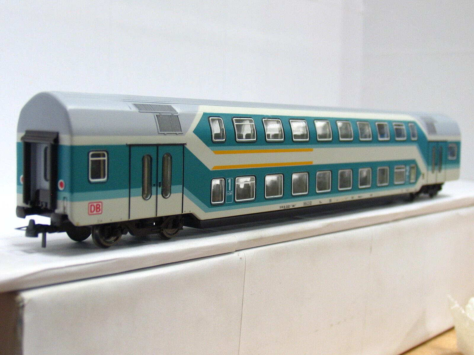 Sachsenmodelle h0 doppio carrello Bastone DABz 1. 2. classe DB (n667)