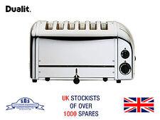 Dualit 60144 6 Slice Toaster Silver For Sale Online Ebay