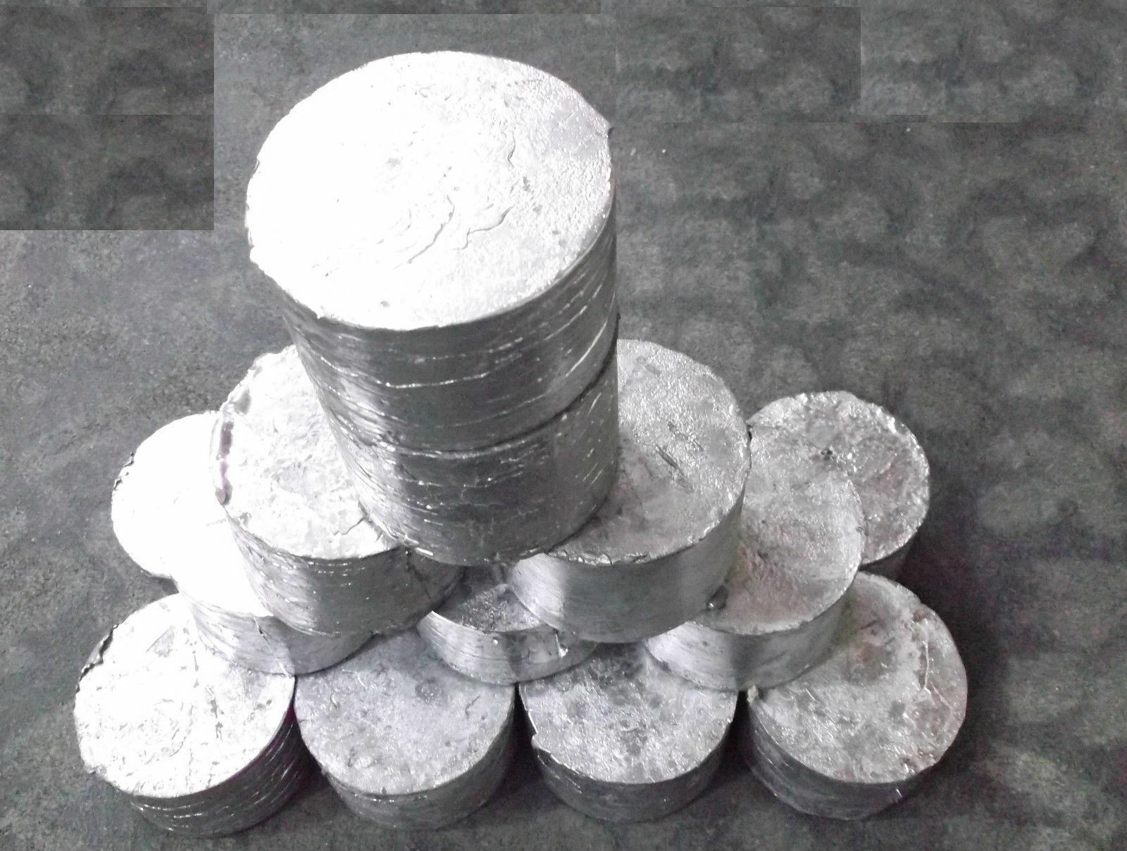 66+ lbs Pure Clean Lead Ingots for Sinkers & Molding 50k sold