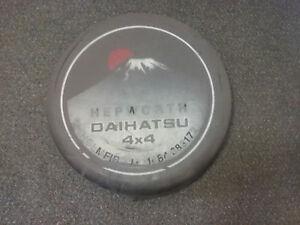 Used-Daihatsu-Terios-Spare-Wheel-Cover-Sun-Faded