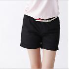 Women Sports Shorts Cotton Hot Pants Ladies Summer Casual Beach Shorts Plus Size