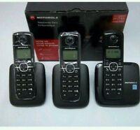 Vonage Digital Phone Adapter And 3 Motorolla Cordless Phones. Easy Instalation